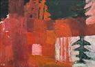 Carsten Gille. Rote Landschaft