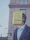 Quint Buchholz. Lesender Mann (III)