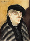 Herta Günther. Witwe