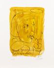 Armin Mueller-Stahl. Paul Gauguin nach Paul Gauguin mit Heigenschein