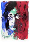 Armin Mueller-Stahl. Tribute to John Lennon blau/rot