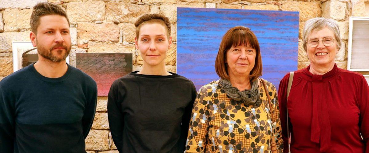 Stefan Lenke, Claudia Kleiner, Barbara Hahn, Barbara Schuster