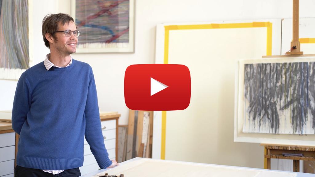 "art+form Ausstellungsvideo Brian Curling ""Zugewandt"" - Vernissage zum Anschauen."