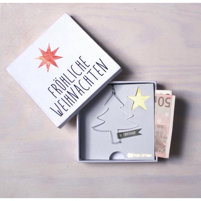 winter geld geschenkbox fr hliche weihnachten 9 95. Black Bedroom Furniture Sets. Home Design Ideas