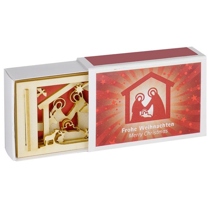silhoubox frohe weihnachten krippe 9 95. Black Bedroom Furniture Sets. Home Design Ideas