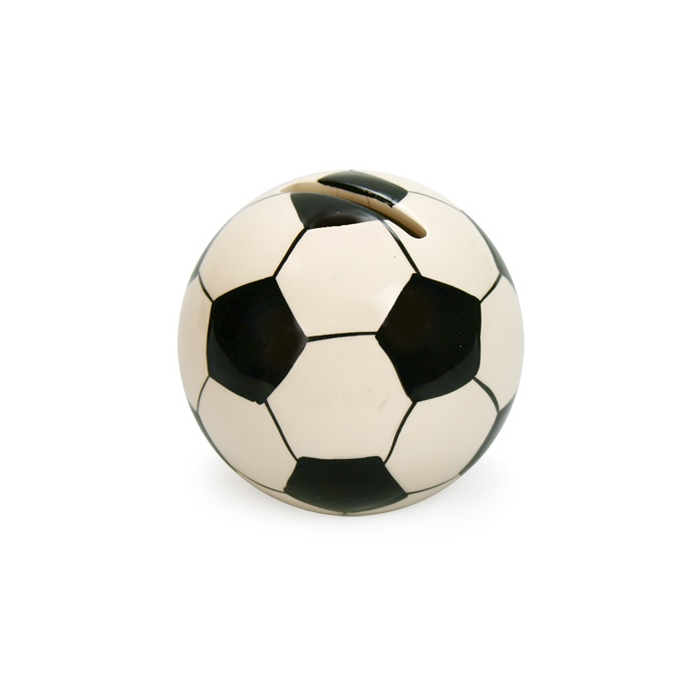Fussball Spardose Groß