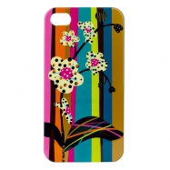 PYLONES I COVER 4 Smartphone-Cover Orchid