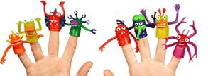 Fingermonster
