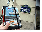 MOLESKINE in Paris