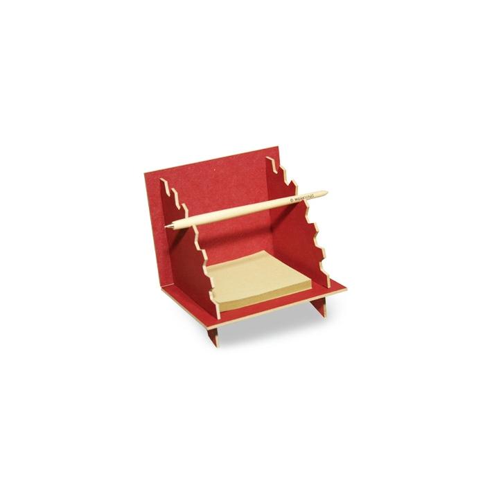 werkhaus zettelbox max dunkelrot 6 90. Black Bedroom Furniture Sets. Home Design Ideas