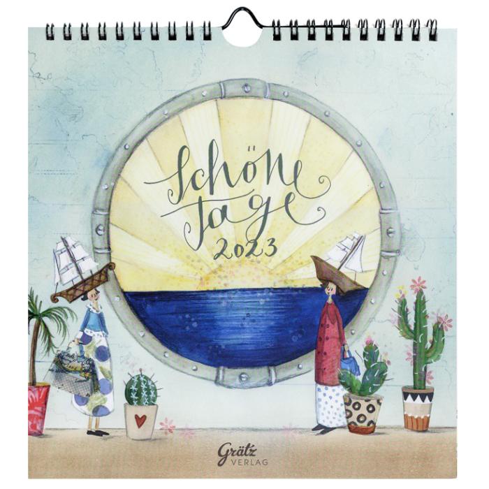silke leffler kalender sch ne tage 2019 10 75. Black Bedroom Furniture Sets. Home Design Ideas