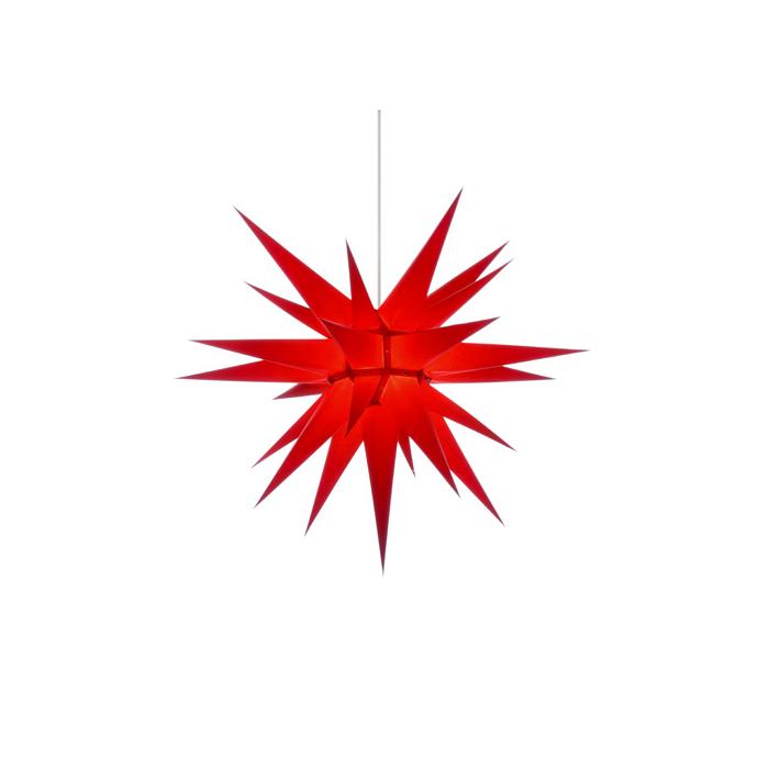 herrnhuter stern aus papier 70 cm f r innen bei art form. Black Bedroom Furniture Sets. Home Design Ideas