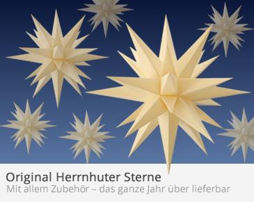 Original Herrnhuter Sterne mit Zubeh�r