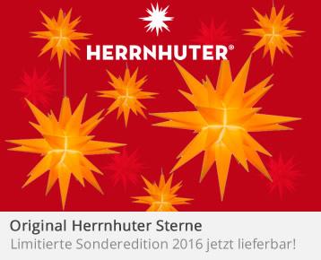 Original Herrnhuter Sterne 2016