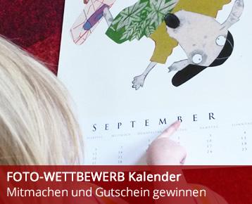 Unser Kalender-Fotowettbewerb im Herbst