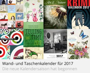 Wand- und Taschenkalender fürs kommende Jahr