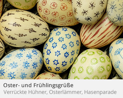 Ostern bei art+form