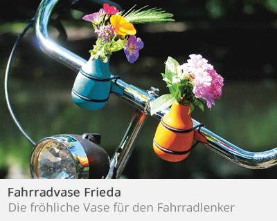 Fahrradvase Frieda