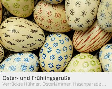 Ostern und Frühling